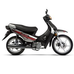 MOTOMEL - Blitz 110 Full v8 Aleacion freno a disco