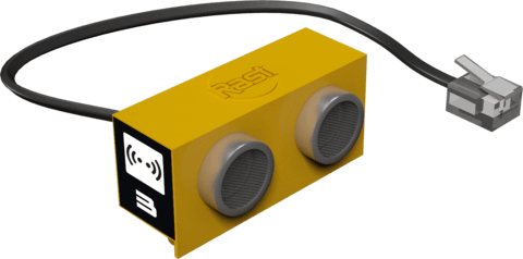 Sensor Ultrasonido Rasti Robótica Educativa