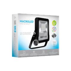 REFLECTOR LED PRO 10W MACROLED en internet