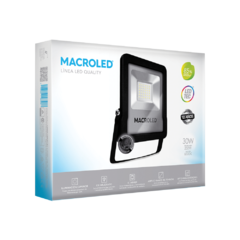 REFLECTOR LED PRO 30W MACROLED en internet
