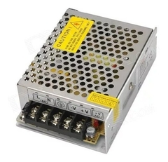 Fuente Switching 12V 5A Metal