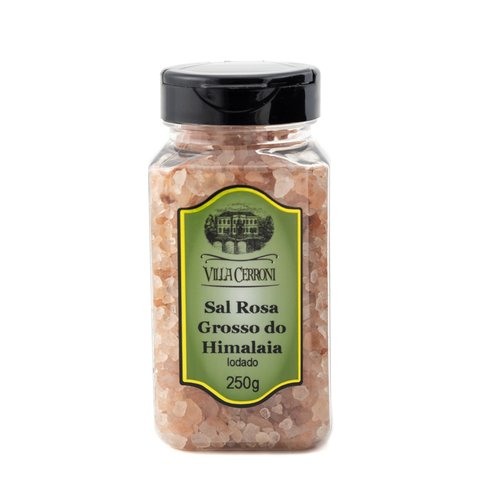 Sal Rosa Grosso do Himalaia 250g