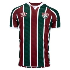 Camisa Fluminense OF1 2020 Umbro - Juvenil