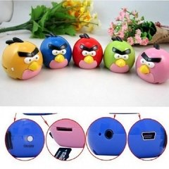 Reproductor Mp3 De Angry Bird - comprar online